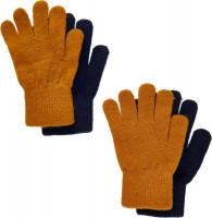 CeLaVi Kinder Handschuh Magic Gloves (2er Pack) Pumpkin Spice