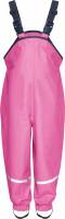 Playshoes Kinder Regenlatzhose pink