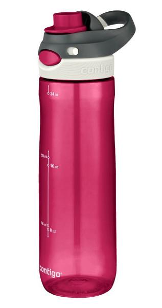 Contigo Trinkflasche Chug Autospout Very Berry mit 720ML Fassungsvermögen