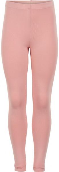 Minymo Mädchen Leggings Leggings Bamboo Misty Rose