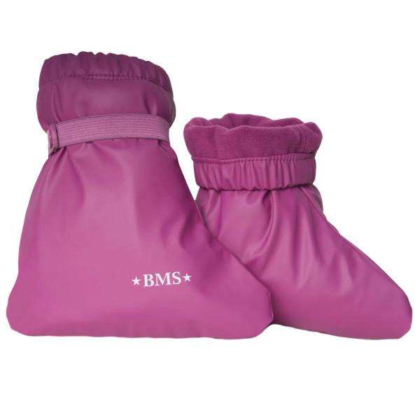 BMS Kinder / Kleinkinder Füßlinge Baby Buddelschuhe Winter Purple