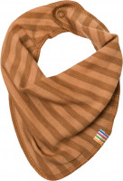 Joha Kinder Schal Copper Striped