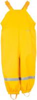 BMS Kinder Regenhose Antarctic Softskin Buddellatzhose OekoTex Gelb
