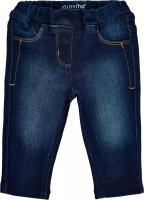 Minymo Mädchen Hose Jeans Stretch Slim Fit Dark Blue Denim