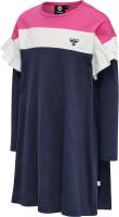 Hummel Mädchen Kleid / Rock Anna Longsleeve Dress Lilac Rose