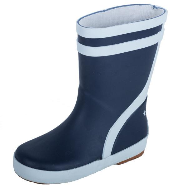 BMS Kinder Schuhe Gummistiefel Marine