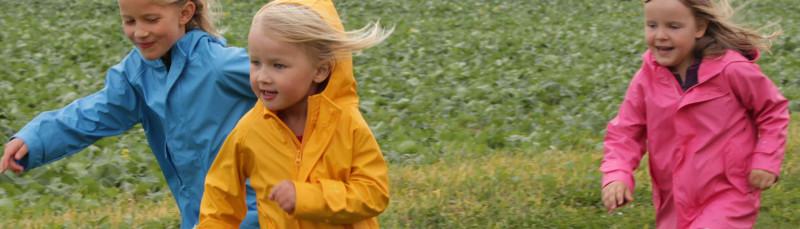 Kinderbekleidung Outdoor Regenkleidung BMS