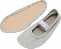 Hummel Kids Gym Shoe Silver