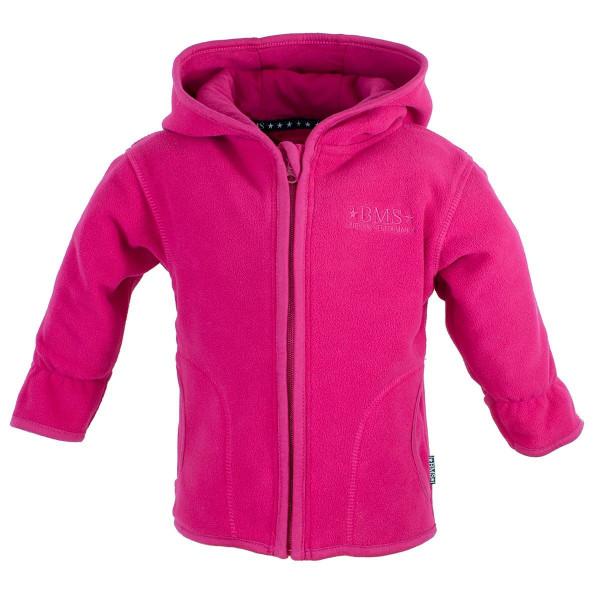 BMS Kinder / Kleinkinder Antarctic Clima-Fleece Baby Jacke Cranberry