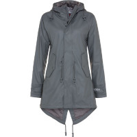 BMS Hafencity Coat -Softskin Grey