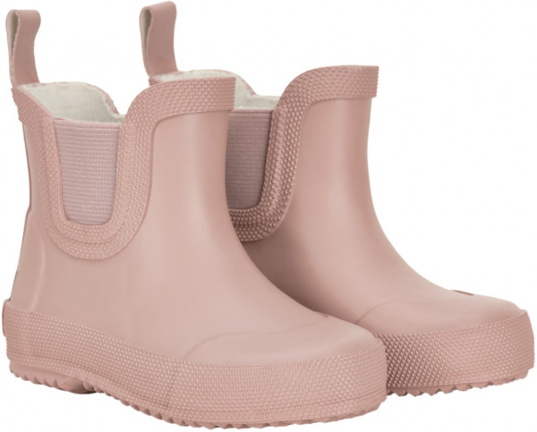 Celavi Kinder Gummistiefel kurz Basic Wellies Short Solid Misty Rose