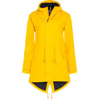 BMS Hafencity Coat -Softskin Kräftiges Gelb