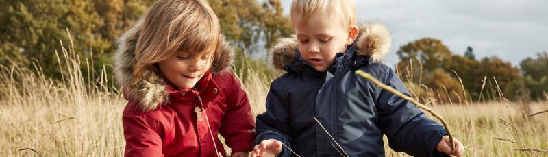Minymo winter clothing kids