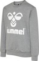 Hummel Kinder Hoodie Dos Sweatshirt Medium Melange