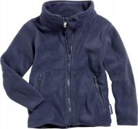 Playshoes Kinder Fleece-Jacke Marine