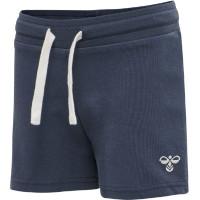 Hummel Kinder Shorts Nille Shorts Ombre Blue