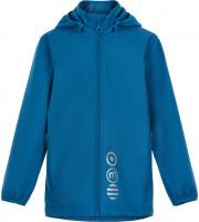 Minymo Kinder Jacke Softshell Jacket Solid Dark Blue