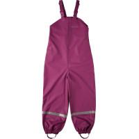 BMS Kinder Regenhose Softskin Buddellatzhose OekoTex Purple