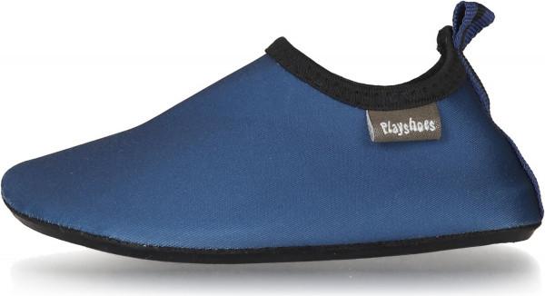 Playshoes Kinder Barfuß-Schuh Uni Marine