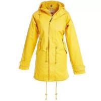 BMS Hafencity Coat -Softskin Gelb