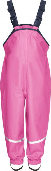 Playshoes Kinder Regenlatzhose Textilfutter pink