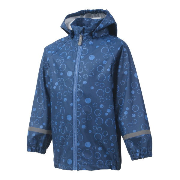 Color Kids Premium Regenjacke Estate Blue