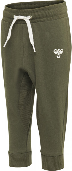 Hummel Kinder Hose Apple Pants Olive Night