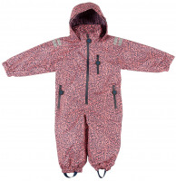 Ducksday Kinder Regenoverall Pip Pink