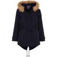 BMS HC Coat Taslan/Sorona Marine