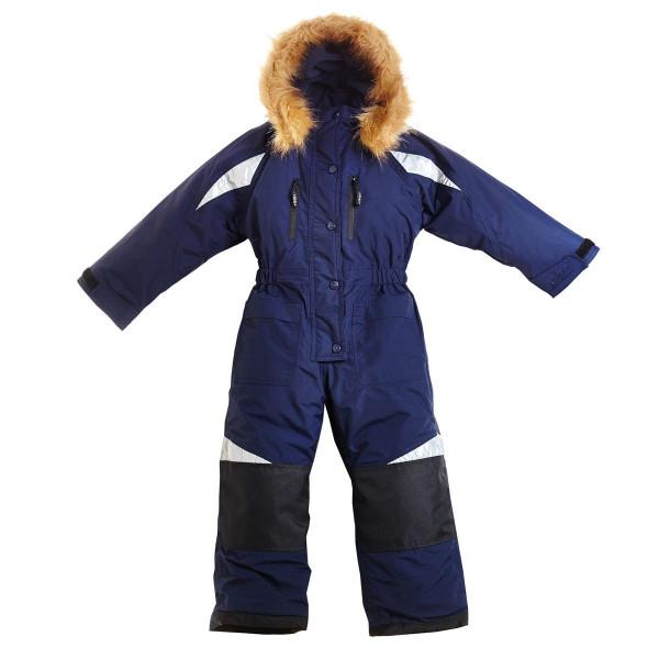 BMS Kinder Schneeanzug Taslan/Sorona Marine