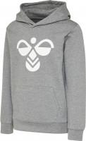 Hummel Kinder Sweatshirt Cuatro Hoodie Medium Melange