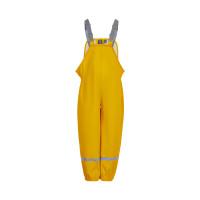 Color Kids Premium Regenhose - PU - Freesia Yellow