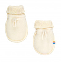 Joha Kids Baby Gloves made of 100% Cotton Nature