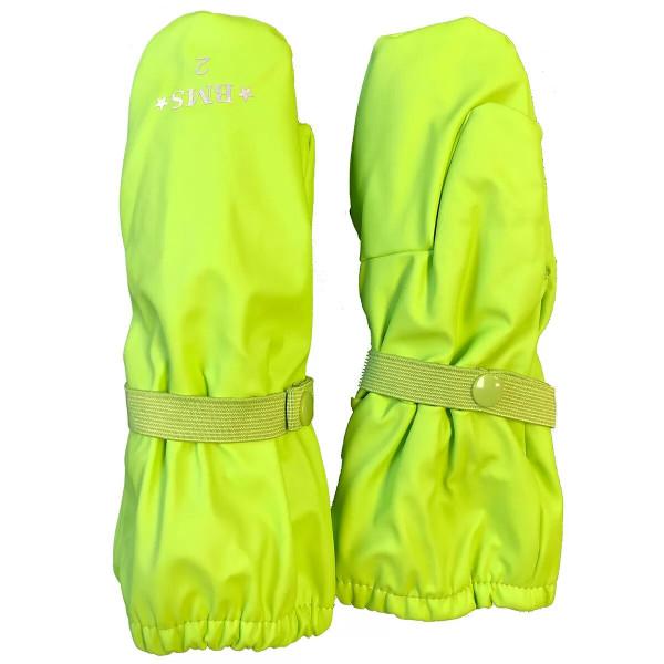 BMS Kinder Handschuhe Buddelhandschuhe Limette