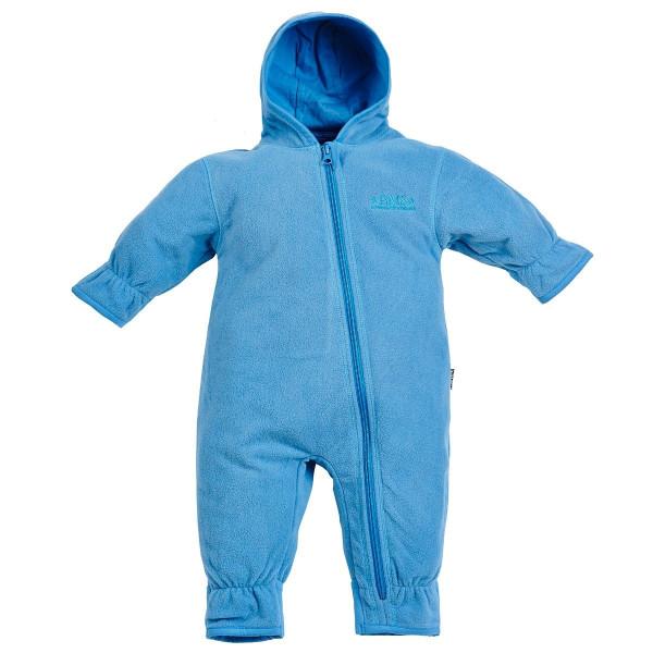 BMS Kinder / Kleinkinder Antarctic Clima-Fleece Baby Overall Hellblau