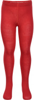 Minymo Kinder Strümpfe Stocking Solid Red