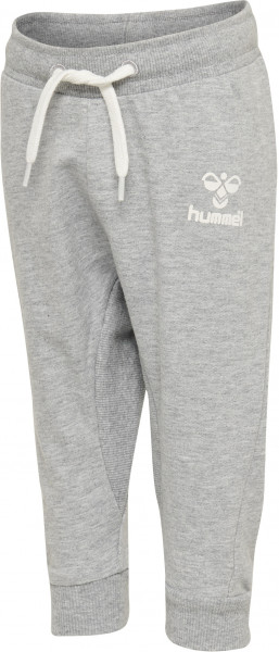 Hummel Kinder Hose Apple Pants Grey Melange