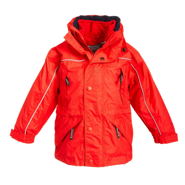 BMS Kinder Challenge Of Comfort Kids 3in1 Jacke Rot