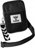 Hummel Kinder Schultertasche Electro Shoulder Bag Black