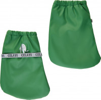 CeLaVi Kinder Socke gefüttert Padded PU-Footies Elm Green