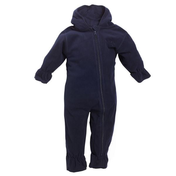 BMS Kinder / Kleinkinder Antarctic Clima-Fleece Baby Overall Marine