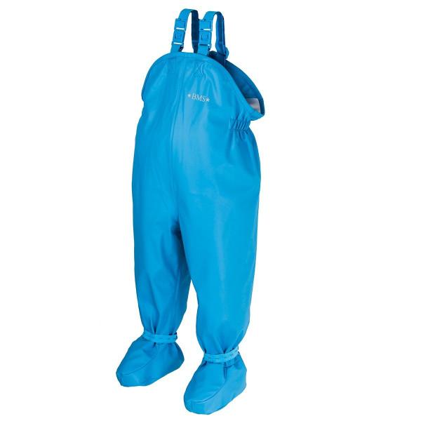 BMS Kinder / Kleinkinder Regenhose Babybuddy Softskin Hellblau