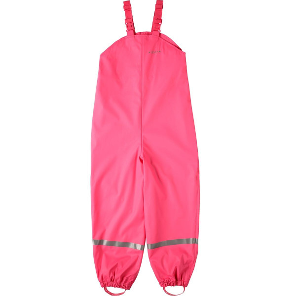 BMS Kinder Regenhose Softskin Buddellatzhose OekoTex Pink