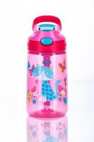 Contigo Trinkflasche Kinder Gizmo Flip Cherry with Cat mit 420ML Fassungsvermögen
