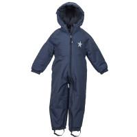 BMS Kinder / Kleinkinder Schneeanzug Babytodd's Softlan Sorona Marine
