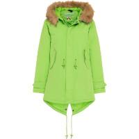 BMS HC Coat Taslan/Sorona Limette