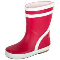BMS Kinder Schuhe Gummistiefel Rot
