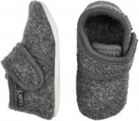 Celavi Kinder / Baby Schuhe Baby Wool Slippers Deep Stone Grey