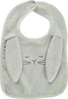 Pippi Babywear Kinder Lätzchen Organic Terry Bib Harbor Mist