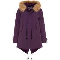 BMS HC Coat Taslan/Sorona Pflaume